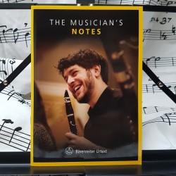 Le carnet du Musicien