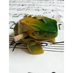 grenouille guiro