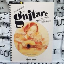 Accompagner à la guitare...