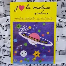 J'aime la musique vol 1