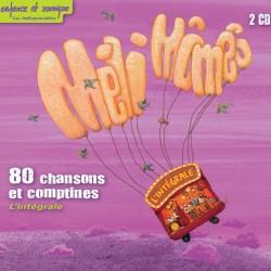 Méli Mômes - 80 chansons et...