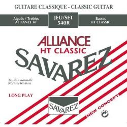 jeu alliance guitare classique