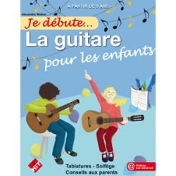 La guitare pour les...