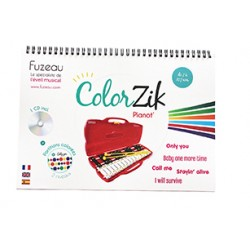 ColorZik Pianot